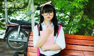 Quỳnh Anh - 10x thích nhảy cover, mơ làm nhà viết truyện nổi tiếng