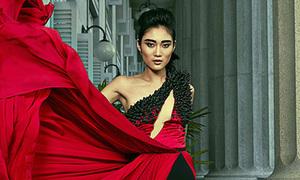 'Nấm lùn' Indonesia lên ngôi Quán quân Asia's Next top Model