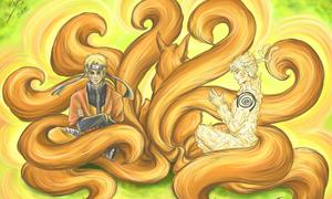 12 chòm sao là nhân vật nào trong Naruto