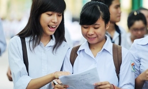 Lịch thi chính thức kỳ thi THPT Quốc gia