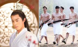 2 bộ phim có trai đẹp gây sốt màn ảnh Trung