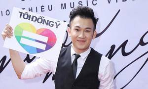 Dương Triệu Vũ lại bị nghi ngờ giới tính khi tung MV đồng tính