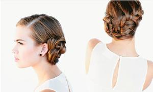 8 kiểu tóc tết cực xinh chẳng bao giờ lỗi mốt