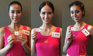 Dung mạo kém xinh của loạt thí sinh Hoa hậu Thái Lan
