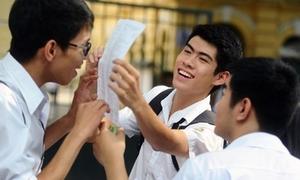 Điểm chuẩn vào lớp 10 của 4 trường chuyên Hà Nội năm 2015