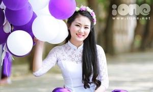 Quỳnh Anh - 'thánh hoạt hình' mơ làm nhà Ngoại giao