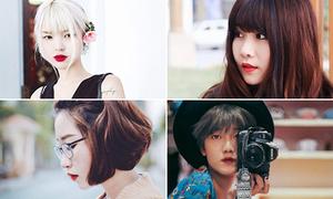 4 nữ photographer chụp ảnh đẹp, mặc đồ chất miễn bàn