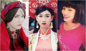 5 chàng trai Việt giả gái đóng hài có thương hiệu