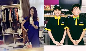 Sao Việt 26/6: Khánh My khoe tủ đồ, Phở mái trái tim siêu hài bên Chi Pu