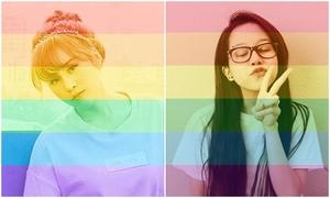 Hàng loạt hot teen Việt đổi avatar lục sắc ủng hộ người đồng tính