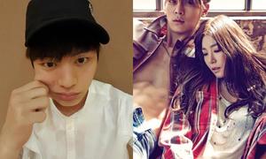 Sao Hàn 27/6: Tiffany thân mật mẫu nam, Sung Jae buồn vì mất má phính