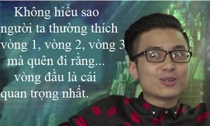 Những câu 'chém gió' cửa miệng của giới trẻ hài vật vã trong 5s online