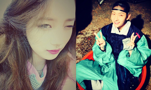 Sao Hàn 1/7: Jun Ki ngồi chậu nước chống nóng, Suzy nháy mắt quyến rũ