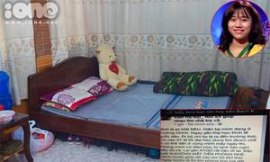 Nữ sinh người Thái sẵn sàng nằm đất nhường giường cho sĩ tử