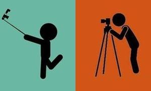 Bộ ảnh 'Bạn có phải phượt thủ chân chính' gây bão Facebook