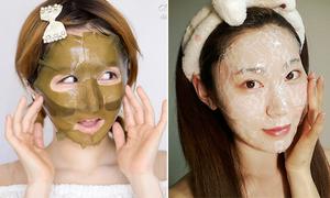 4 loại mặt nạ làm đẹp siêu thú vị của Hàn nên thử ngay