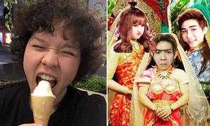 Sao Việt 8/7: Tiên Tiên cai nghiện thịt xiên, Khởi My làm 'cô dâu 8 tuổi'
