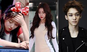 3 lần sao Hàn đứng hình khi bị mắng, 'đá xoáy' công khai