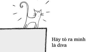 Kute hết cỡ truyện tranh 'Làm thế nào để trở thành mèo'