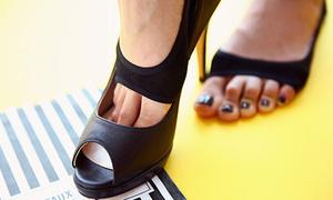 4 kiểu tất cực êm chân giúp bạn hết sợ đi giày cao gót