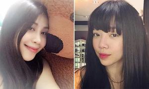 Sao Việt 16/7: Tóc Tiên tóc đen dài tha thướt, Gào thanh minh không sửa mũi