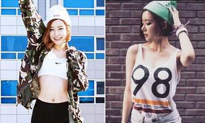 Style đời thường nhìn là mê của nữ DJ nổi nhất Hàn Quốc