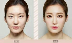 Cô gái Hàn đổi khác với kiểu trang điểm giống Suzy
