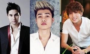 Hot boy Việt nào bảnh nhất khi diện áo trắng học trò