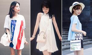 3 kiểu túi xách xinh yêu đang được con gái mê tít