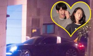Kim Woo Bin lộ ảnh hẹn hò với đàn chị Shin Min Ah