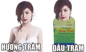 Trào lưu chế tên nghệ sĩ Việt