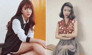 Quỳnh Anh Shyn chuyển style preppy, thoát mác 'công chúa vintage'