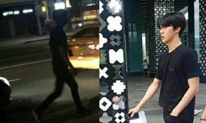 Se Hun EXO bị nghi say rượu lái xe gây tai nạn