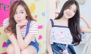 3 nàng mẫu đáng yêu không kém 'hot girl số 1 Thái Lan' Pimtha
