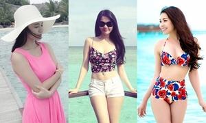 Hot girl, xì ta Việt thả dáng nõn nà ở Maldives