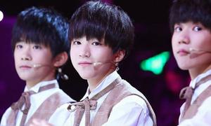 TFBOYS - nhóm nhạc teen xứ Trung nổi ngang ngửa EXO