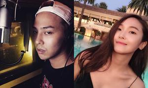 Sao Hàn 10/8: Jessica cuốn hút bên bể bơi, G-Dragon mặt mộc bơ phờ