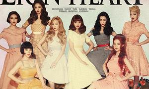 SNSD tung ảnh teaser đẹp mơ màng cho album thứ 5