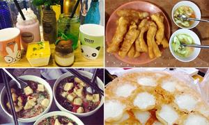 Ghé 10 địa điểm ăn vặt 'thần thánh' của teen trường Thăng Long