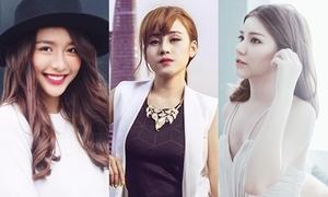 3 hot girl Việt ghi điểm nhờ tài lẻ ca hát