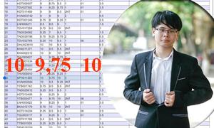 Thủ khoa THPT Quốc gia thấy bình thường dù xếp sau 34 thí sinh cộng điểm