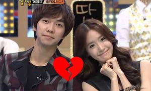 Yoon Ah - Lee Seung Gi bất ngờ chia tay