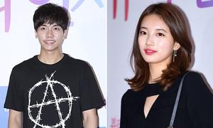 Lee Seung Gi xuất hiện rạng rỡ, Suzy tăng cân vẫn xinh