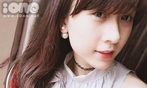 Hồng Anh - nữ sinh trường Nội vụ dễ thương, mê make up