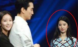 Lưu Diệc Phi nổi cơn ghen khi fan ôm Song Seung Hun