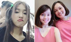 Sao Việt 14/8: Khả Ngân sắp đi học vẫn làm tóc, Ly Kute giống hệt mẹ