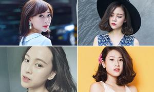 4 nàng mẫu Hà thành nhẵn mặt với dân ghiền shopping