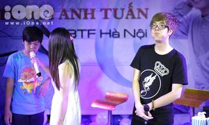 Bùi Anh Tuấn: 'Mười lần hát phòng thu không bằng một lần hát live'