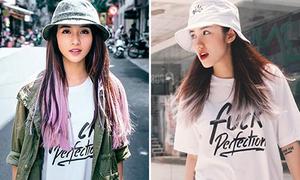 Style như chị em sinh đôi của Khả Ngân - Phương Ly