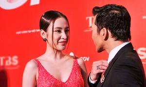 Angela Phương Trinh mập mờ chuyện yêu Trần Bảo Sơn